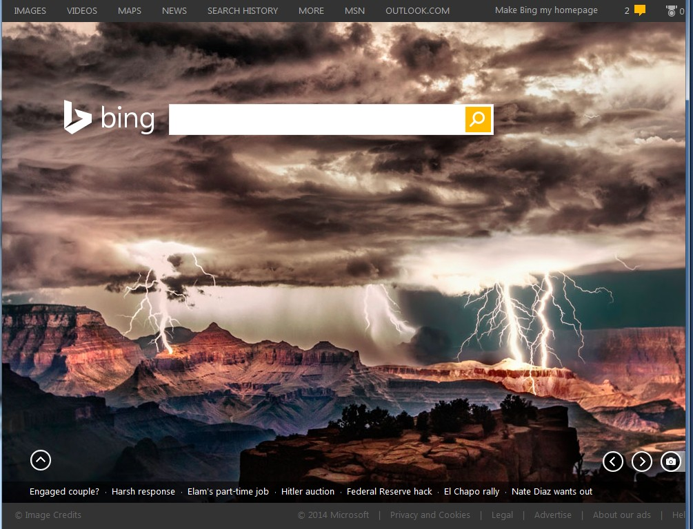 Bingtoolbar